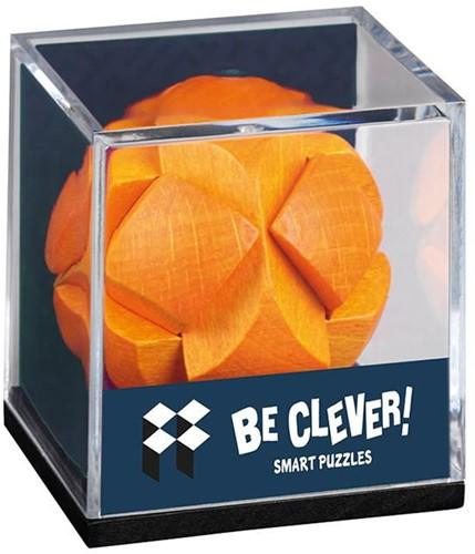 Moses Be clever! Smart puzzels maxi gekleurd 6 assorti