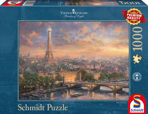 Schmidt Spiele 59470 puzzle Jigsaw puzzle 1000 pc(s)