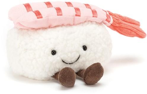 Jellycat knuffel Silly Sushi Nigiri 11cm