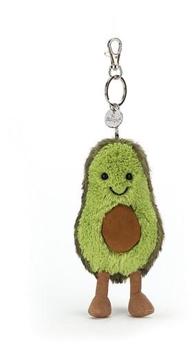 Jellycat Amuseable Avocado Bag Charm