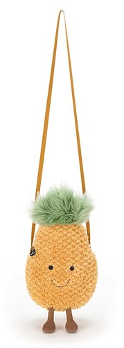 Jellycat Amuseable Pineapple Bag