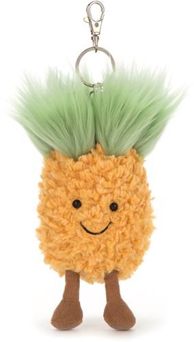 Jellycat Amuseable Pineapple Bag Charm
