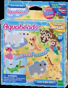 Aquabeads 31078 en Zoo Life Set