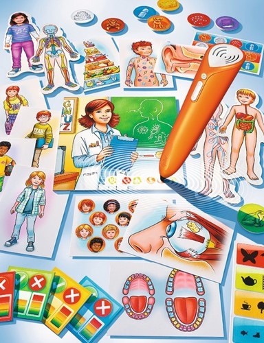 Ravensburger Tiptoi - Mijn lichaam Learning board game Children