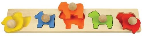 Bigjigs Animal Matching Board