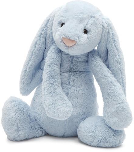 Jellycat Bashful Blue Bunny Large