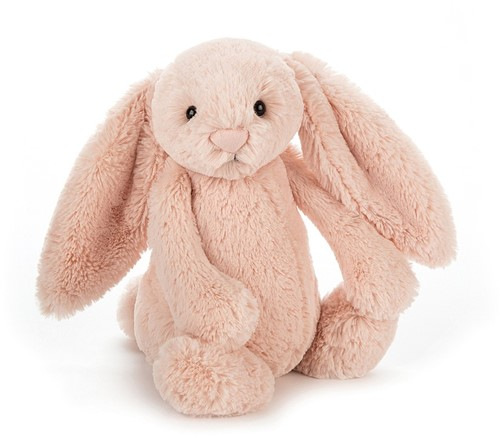 Jellycat knuffel Bashful Blush Bunny Small 18cm