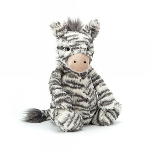 Jellycat knuffel Bashful Zebra Medium 30cm