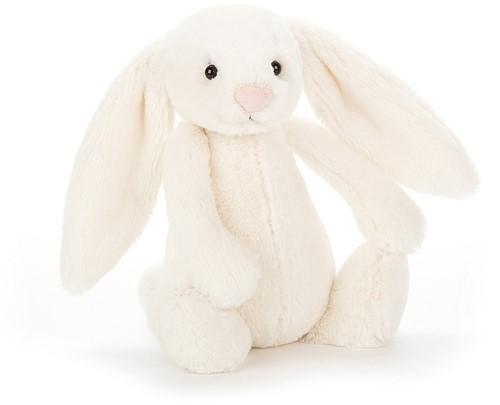 Jellycat Bashful Cream Bunny Small