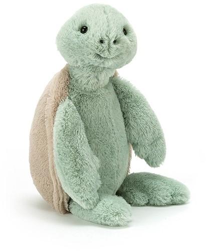 Jellycat knuffel Bashful Turtle Small 18cm