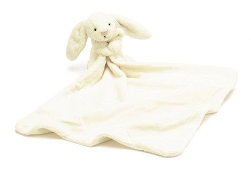 Jellycat Bashful Cream Bunny Soother