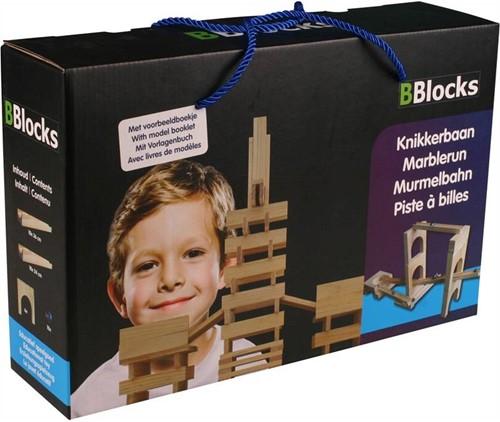 Planet Happy  houten bouwblokken Bblocks