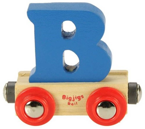 Bigjigs Rail Name Letter B (6)