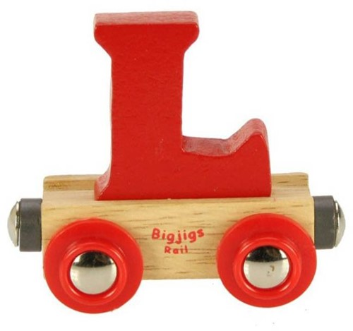 Bigjigs Rail Name Letter L (6)