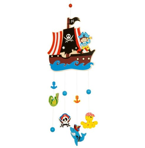 Bigjigs Pirate Mobile