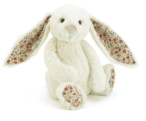 Jellycat knuffel Blossom Cream Bunny Medium 31cm