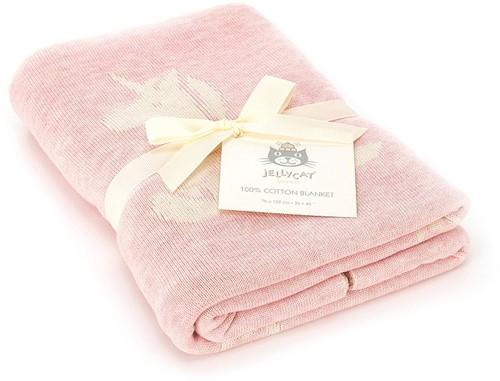 Jellycat Bashful Unicorn Blanket