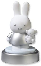 Bambolino Toys Miffy 33197 baby night-light Freestanding Silver,White LED