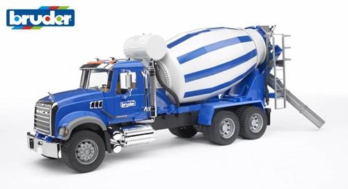 BRUDER MACK Granite Cement mixer toy vehicle