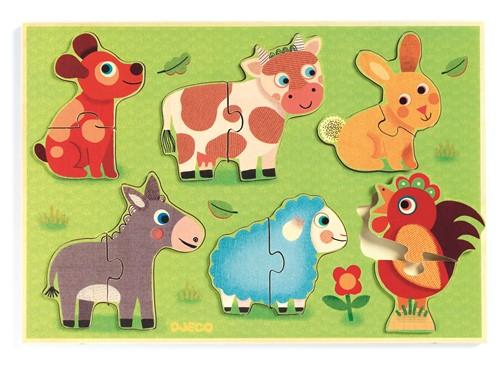 Djeco Coucou-cow