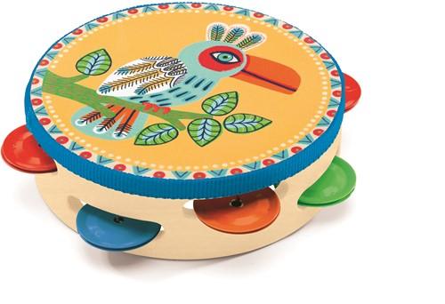 DJECO Tambourine