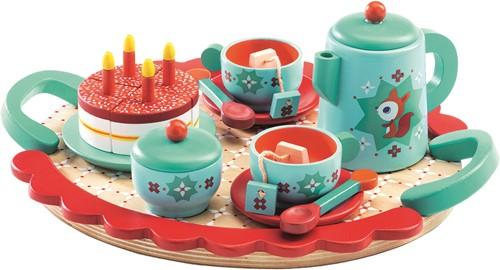 DJECO Fox Tea Party
