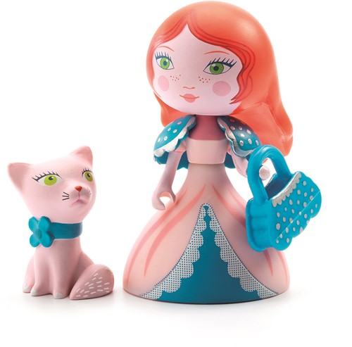 Djeco Arty Toys - Princesses Rosa & Cat