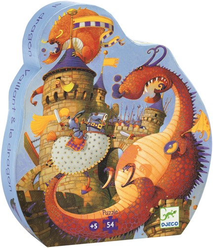 DJECO DJ07256 puzzle Jigsaw puzzle 54 pc(s)