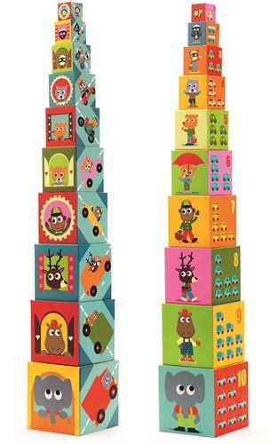 DJECO vè©hicules - 15 x 15 x 15 cm