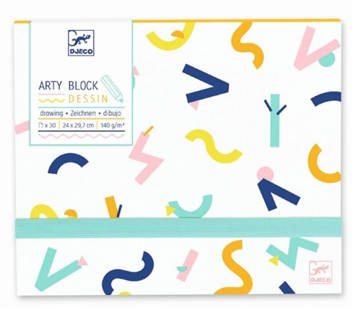 Djeco Arty block - Dessin