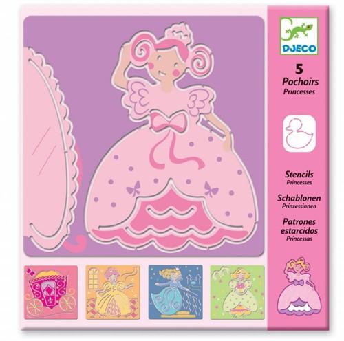 Djeco Princesses 7