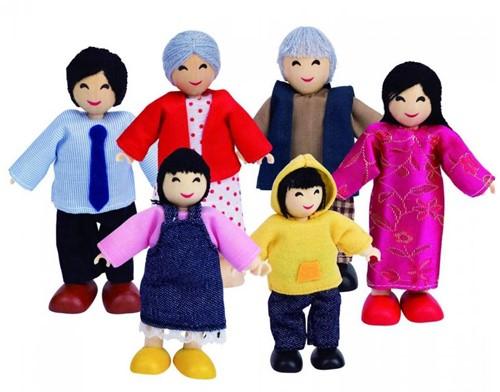Hape Happy Family - Asian