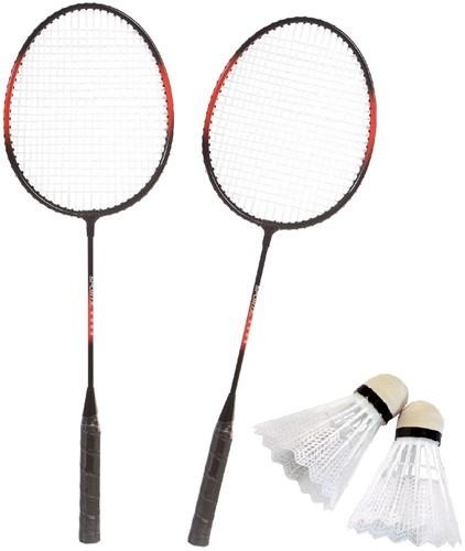 SportX Badmintonset **** 2ass