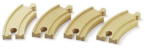 BRIO 33337 model railways part/accessory Track