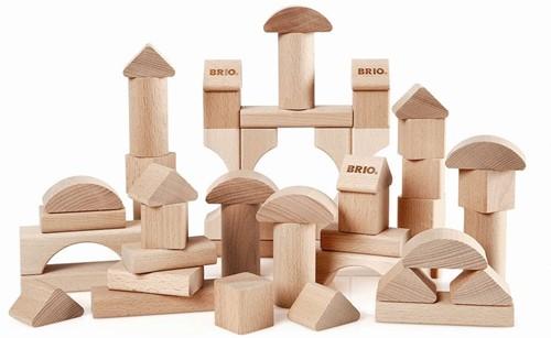 BRIO 50pc Block set