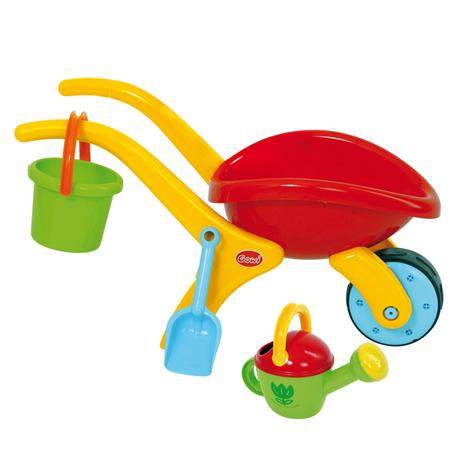 Gowi Design Wheelbarrow Set - 4 parts