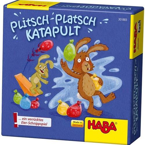HABA travel game Plets-plats-catapult