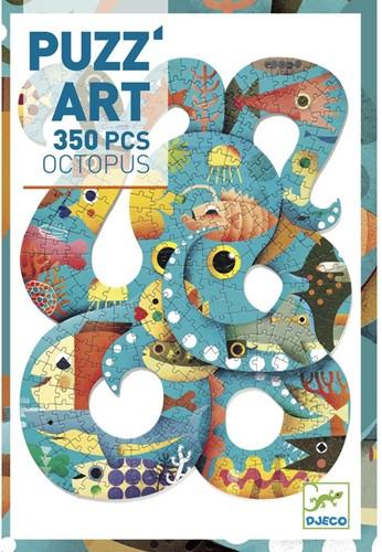 Djeco Octopus - 350 pcs - FSC MIX