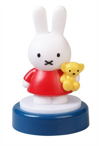 Bambolino Toys Miffy 33081 baby night-light Freestanding Blue,Red,White LED