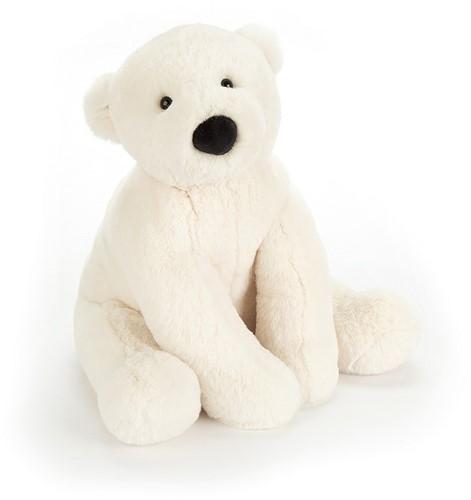 Jellycat knuffel Perry Polar Bear Baby 19cm