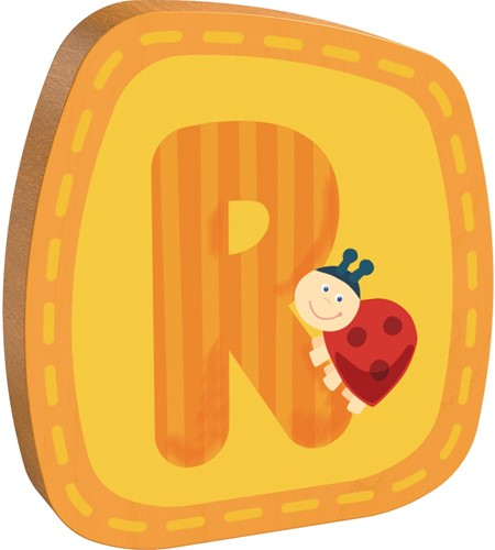 HABA Wooden letter R