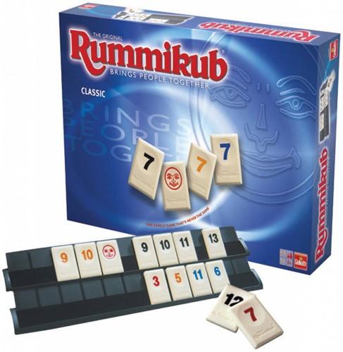 Goliath Rummikub The Original Classic Tile-based game Children
