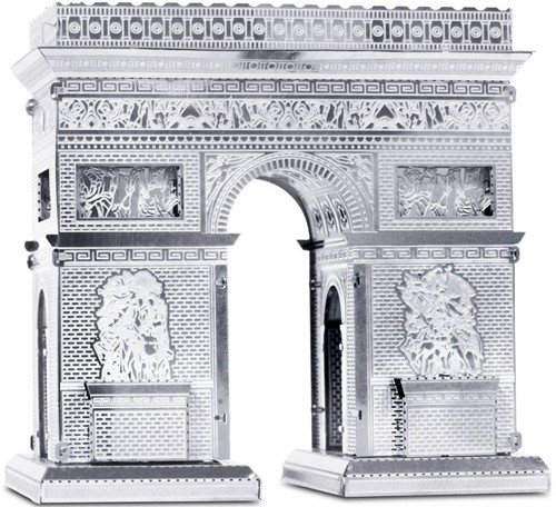 Metal Earth - Arc de Triomphe - till end of stock