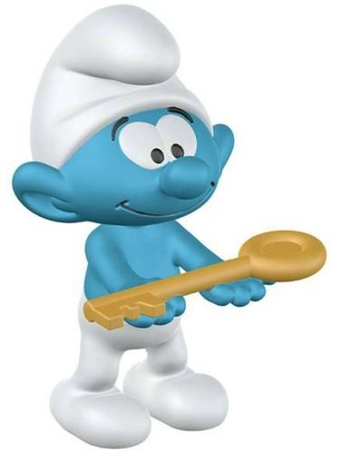 Schleich Smurfs 20795 children toy figure