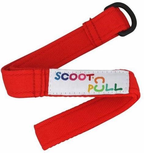 Step'n'trek / Scoot'n'pull rood