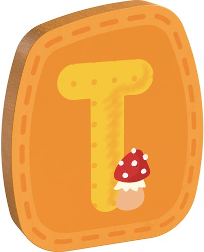 HABA Wooden letter T