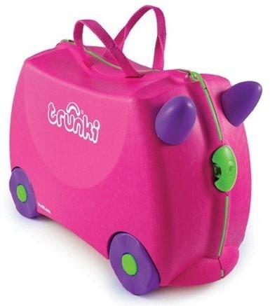 Trunki koffer Trixie Roze