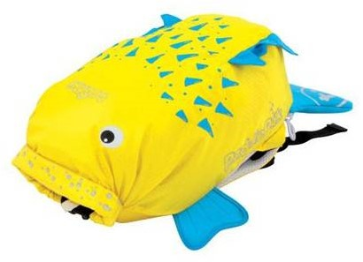 Trunki Spike backpack Blue,Yellow